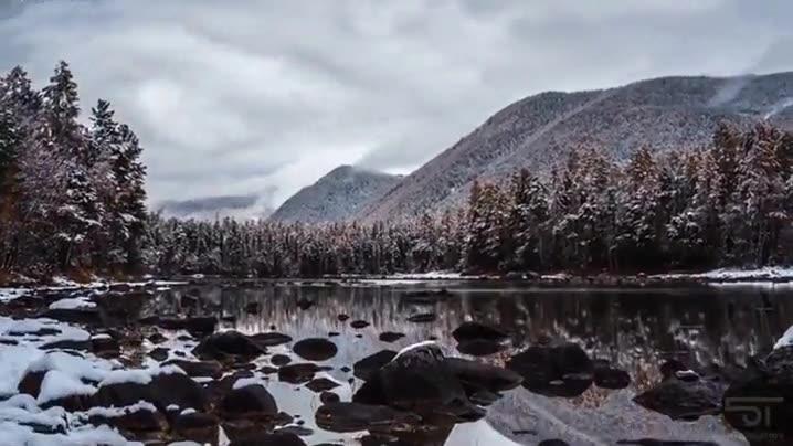 Enlace a Hay pocos lugares más espectaculares que  el Lago Baikal