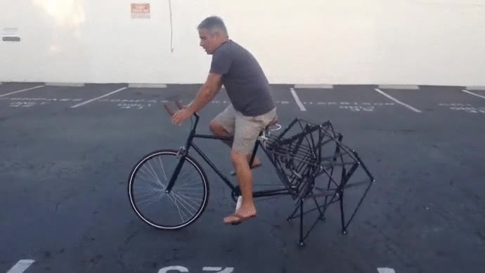 Enlace a Las bicicletas del futuro son de lo más raras