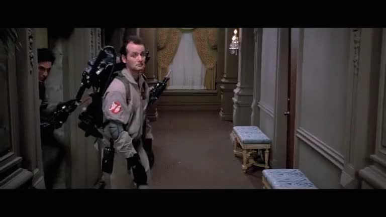Enlace a Ghostbusters vs. Luke Skywalker