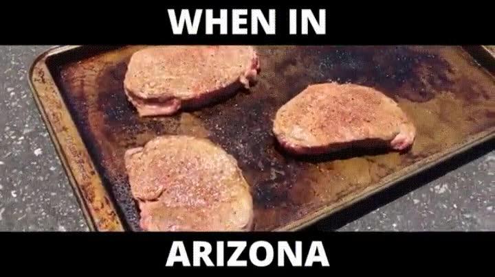 Enlace a Un día como uno cualquiera en Arizona