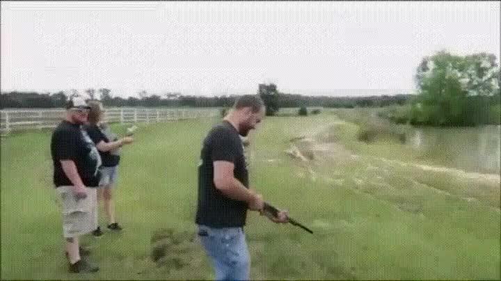 Enlace a La peor forma de disparar una escopeta