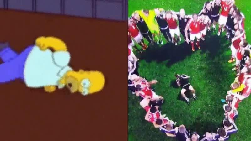 Enlace a Fotógrafo del equipo de Gales VS Homer