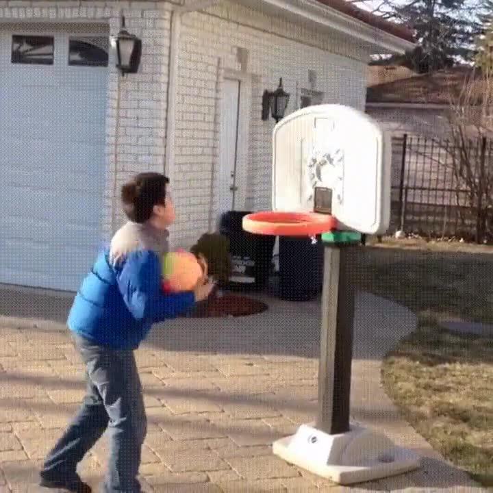 Enlace a La difícil vida de un jugador de baloncesto con carácter