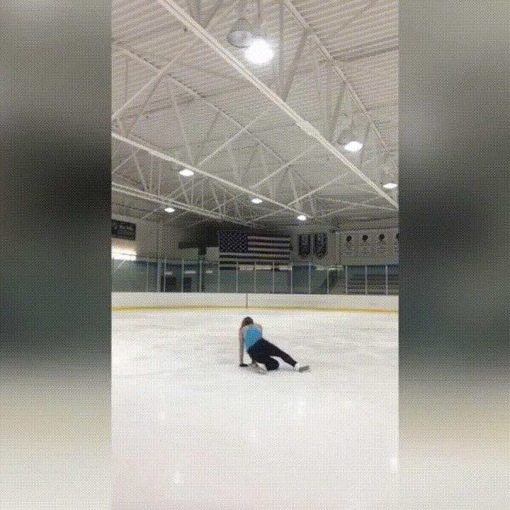 Enlace a Aprendiendo a patinar de la forma más humillante