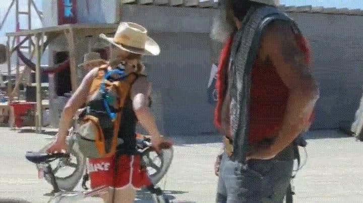 Enlace a La bicicleta de Reuleaux es tremendamente hipnótica