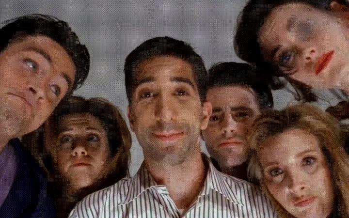 Enlace a He vuelto a ver Friends y no es como la recordaba