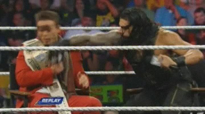 Enlace a Para que luego digan que la WWE es todo farsa