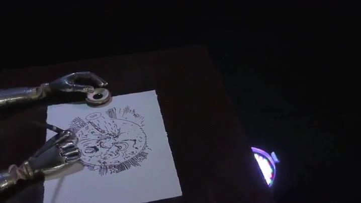 Enlace a Pronto los robots podrán dibujar mejor que la mayoría de nosotros
