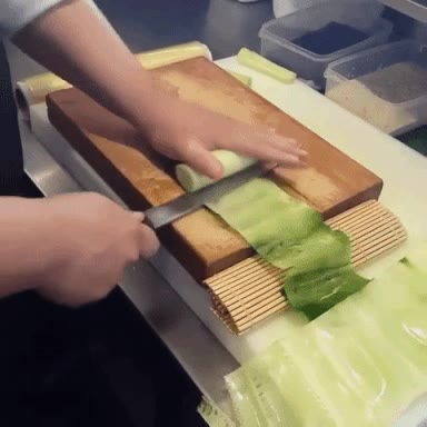 Enlace a Cortando un pepino como un profesional
