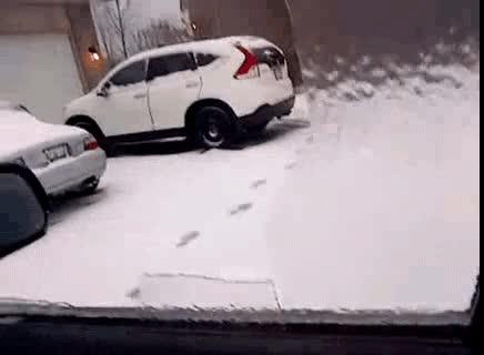 Enlace a La mejor forma de limpiar de tu coche en los días de nieve