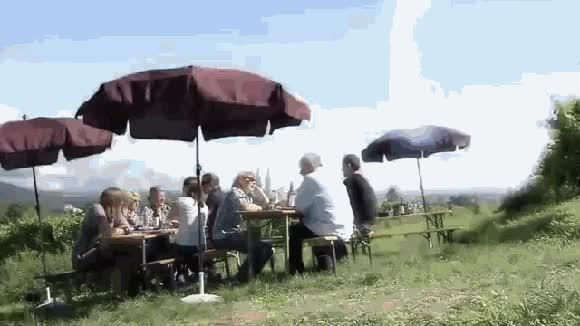 Enlace a El típico día de camping en el que te cae un rayo a escasos metros