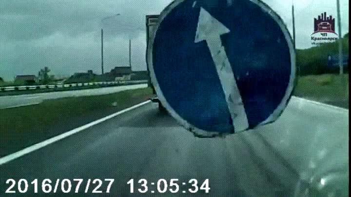 Enlace a Creo que por esta zona solía haber una señal de tráfic...oh mira