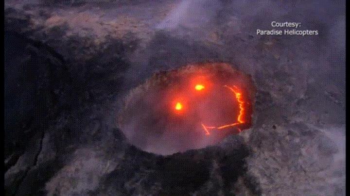 Enlace a El volcán más feliz del mundo