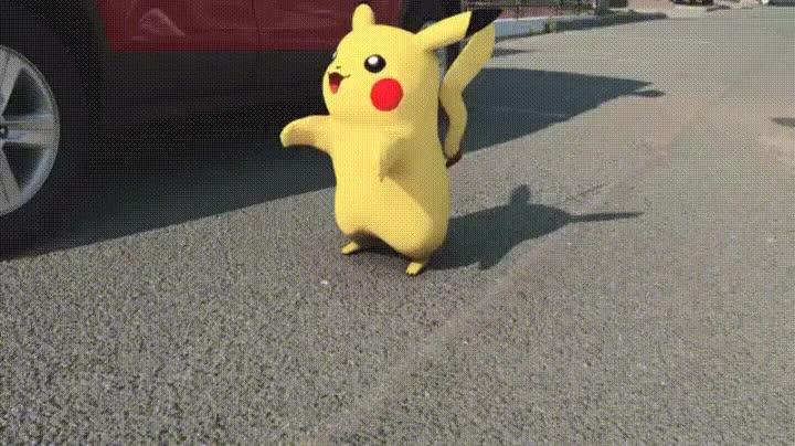 Enlace a La forma más efectiva de capturar un Pikachu