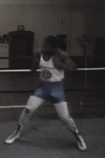 Enlace a Mike Tyson con 15 años ya demostraba ser algo alucinante