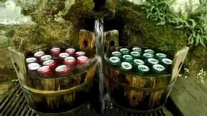 Enlace a El mejor sistema para enfriar las cervezas