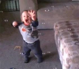 Enlace a El momento exacto en el que descubres lo alucinantes que son las burbujas