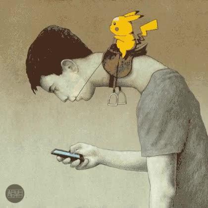 Enlace a La realidad de todos los que jugamos a Pokémon GO