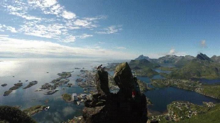 Enlace a El mejor sitio para probar un salto de lo más peligroso