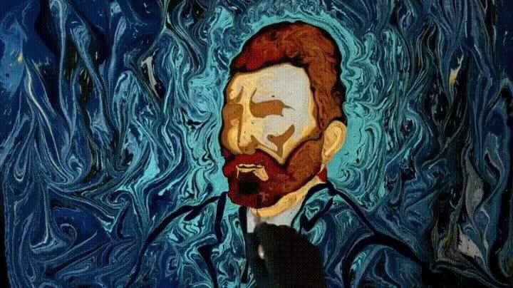Enlace a Van Gogh estaría orgulloso