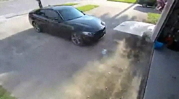 Enlace a Cuando aparcas en la vida real como en el GTA