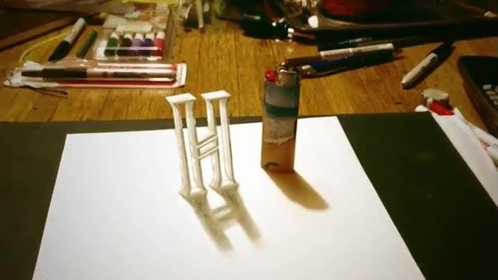 Enlace a Increíble ilusión óptica