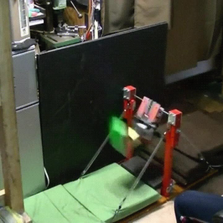 Enlace a El primer robot acróbata que irá a las próximas olimpiadas