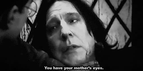 Enlace a Tienes lo mismos ojos que tu madre