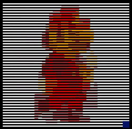 Enlace a Ilusión óptica de Mario: No mirar más de 20 segundo o te explotará el cerebro.