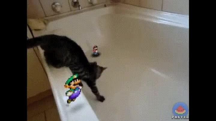 Enlace a Los juegos de Mario son cada vez más realistas