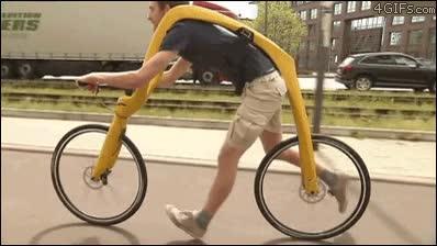 Enlace a La bicicleta inspirada en el coche de