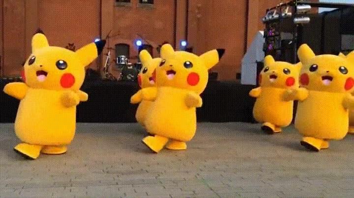 Enlace a Es hora de dejar de jugar a Pokémon... los veo por todos los lados