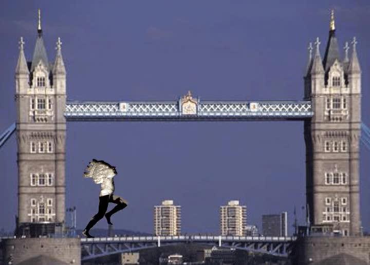 Enlace a Porque la Queen también tiene derecho a hacer running