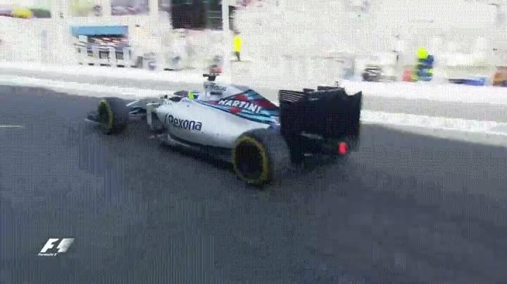 Enlace a El Pit Stop más rápido de la historia de la F1