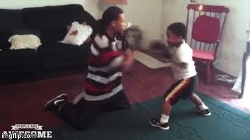 Enlace a La mismísima reencarnación de Muhammad Ali