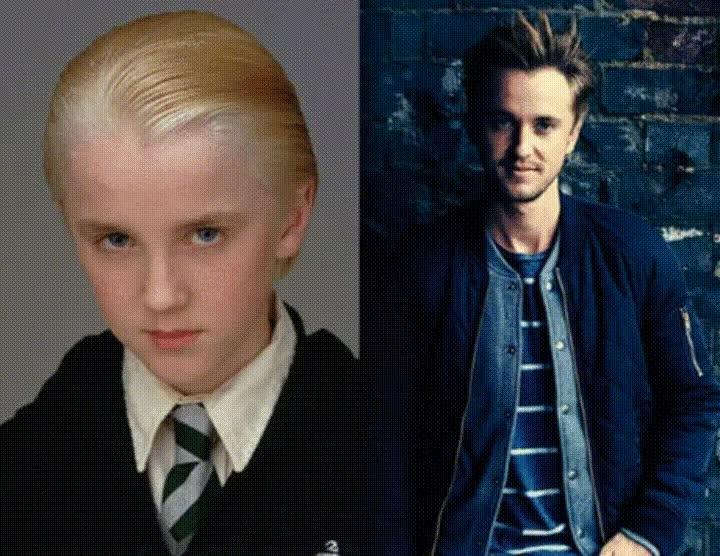 Enlace a ¡Cómo ha cambiado el reparto de Harry Potter!