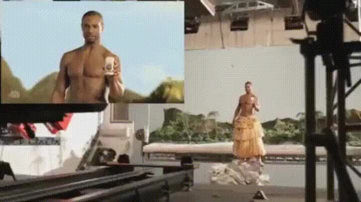 Enlace a Así se creó una de los anuncios más locos