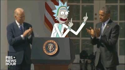 Enlace a ¡Ya tenemos nuevo presidente!