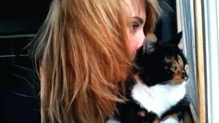 Enlace a Deja de besarme sucia humana