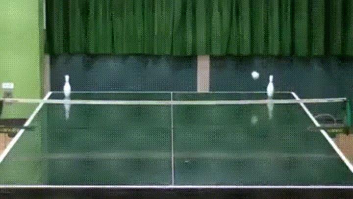 Enlace a La habilidad de este chaval con la pala de ping pong es alucinante
