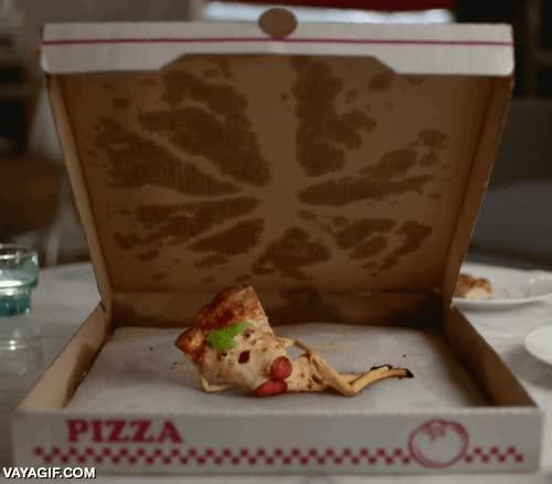 Enlace a ¿Cuál sería tu reacción si abres tu pizza y encuentras esto?