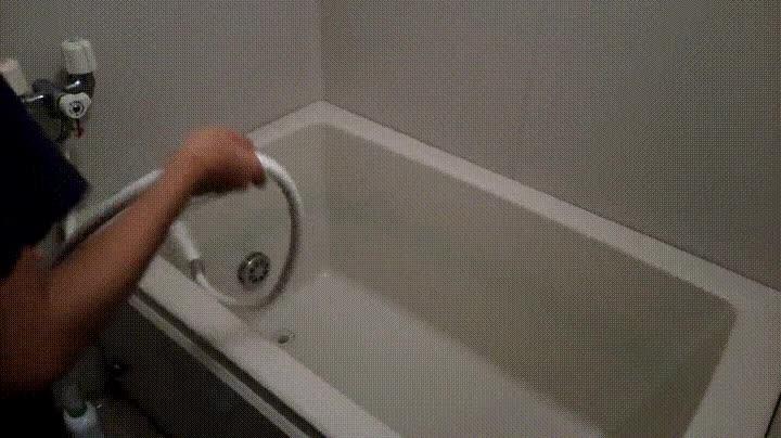Enlace a ¡Socorro, hay una serpiente en mi bañera!