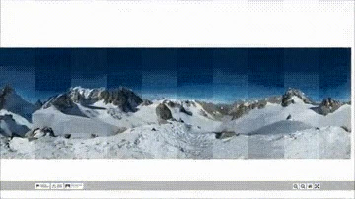 Enlace a El increible de talle de una fotografía de 365 Gigapixels