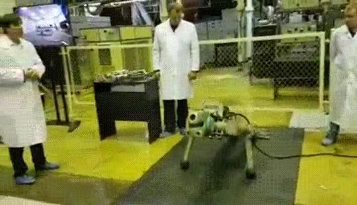 Enlace a Fabrican un robot capaz de hacer flexiones. Pronto serán superiores a nosotros