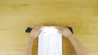 Enlace a La mejor forma de empacar las cosas cuando duermes fuera de casa