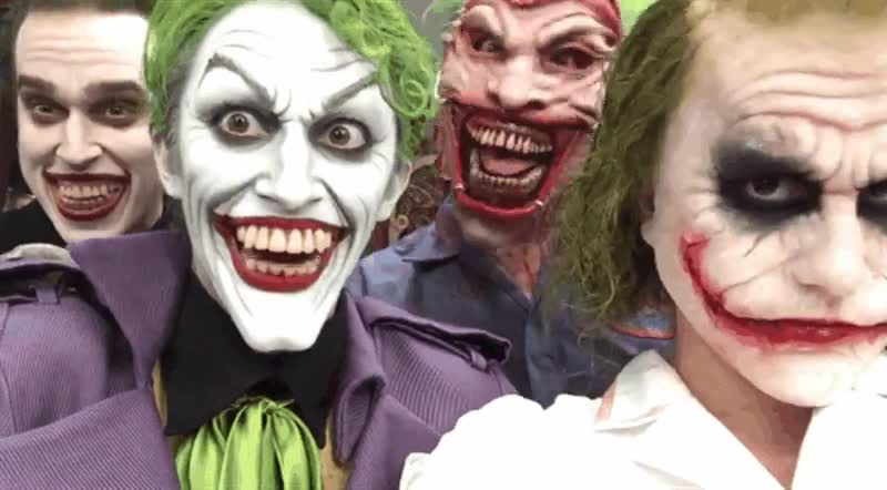 Enlace a La gente cada vez se curra más los disfraces de Halloween