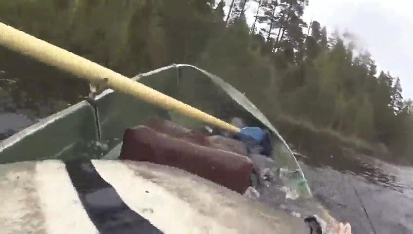 Enlace a En Rusia no pescas peces. Los peces te pescan a ti