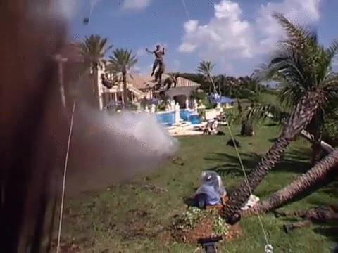 Enlace a Así se graban las espectaculares explosiones de algunas películas
