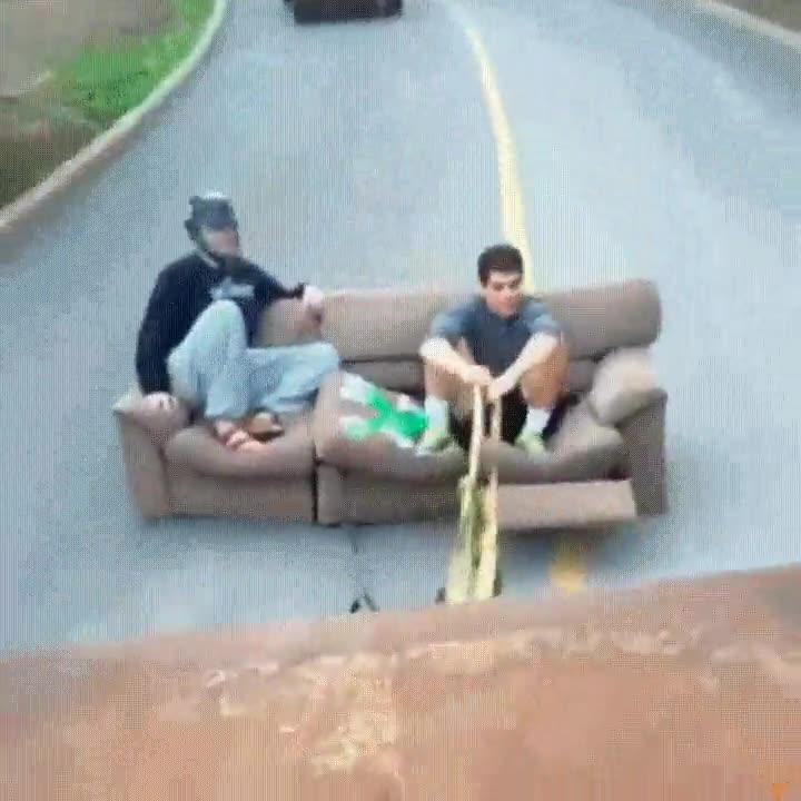 Enlace a El transporte más cómodo y también el menos seguro