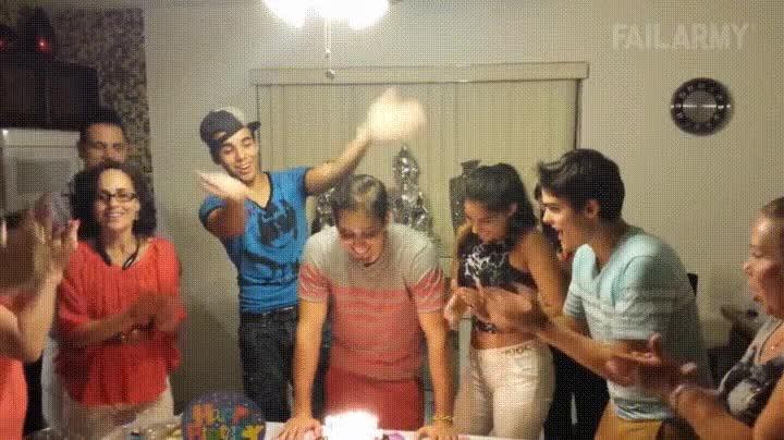 Enlace a Una fiesta de cumpleaños en familia que termina de la peor forma posible